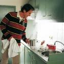 Apartmán s kuchyňskou linkou