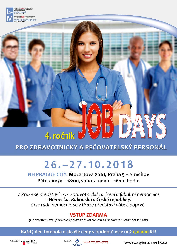 Výsledek obrázku pro jobdays medizin und gesundheit